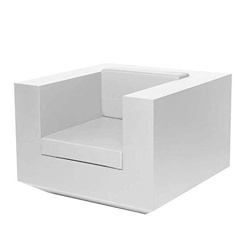 Vondom Vela fauteuil pour l'extérieur blanc