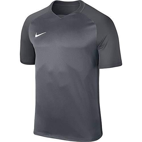 Nike Herren Trophy III Jersey Shortsleeve T-Shirt, Cool Grey/Dark Grey/White, XL