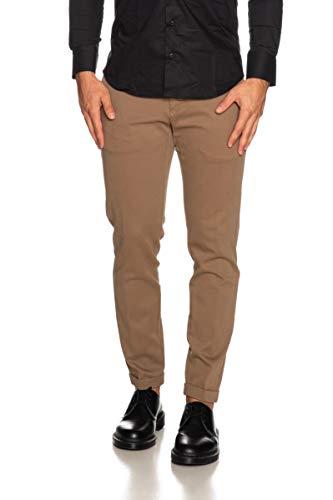 AT.P.CO Pantalone Sasa da Uomo Cammello