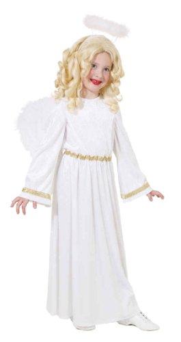 Orlob Kinder Kostüm Engel Christkind Weihnachten Karneval Fasching Gr.128
