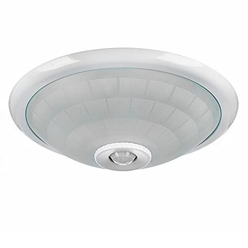 Sweet Led lampe de plafond blanche / plafonnier avec détecteur de mouvement Lampe / 360 ° Capteur / Lamp Light Sensor