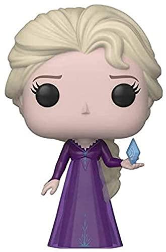 Pop! Disney: Frozen 2 - Elsa en el Desconocido camisón con Ice Diamond Vinyl Figure Amazon Exclusive