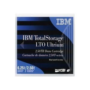5-Pack IBM LTO 6 Ultrium 00V7590 (2.5/6.25 TB) Data Cartridge