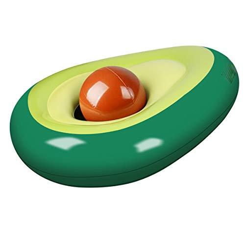 Aufblasbare Wasser Pool Floß Avocado Luftmatratze Aufblasbare Spielzeug Float Ruhesessel Schwimmen Ring Erwachsene und Kinder für Sommer Strand Poolpartys