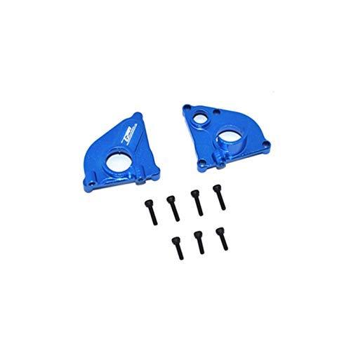 Ellenbogenorthese-LQ RC centro centro centro caja de cambios carcasa carcasa carcasa kit para Axial SCX24 AXI90081 1/24 RC Car Upgrade Parts, azul