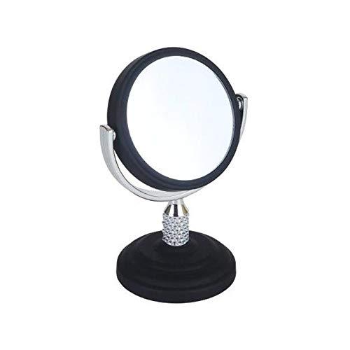 FMG Mini miroir grossissant 5x Noir