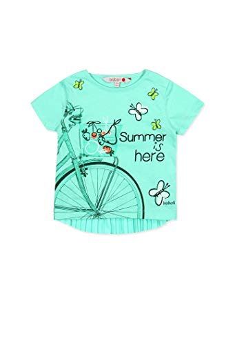 boboli Camiseta Manga Corta Punto Liso de bebé niña Modelo 247025