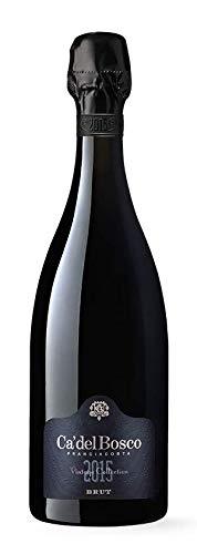 Franciacorta D.O.C.G. Vintage Collection Brut 2015 Ca' Del Bosco Bollicine Lombardia 12,5%