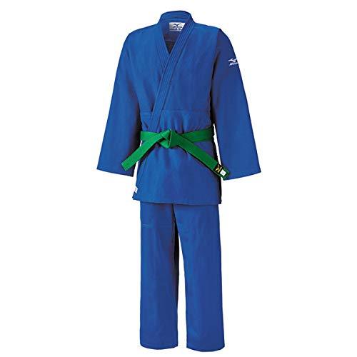 Judogi Mizuno Hayato Azul, turquesa