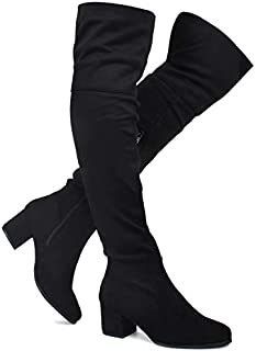 Premier Standard - Women's Over The Knee Stretch Boot -...