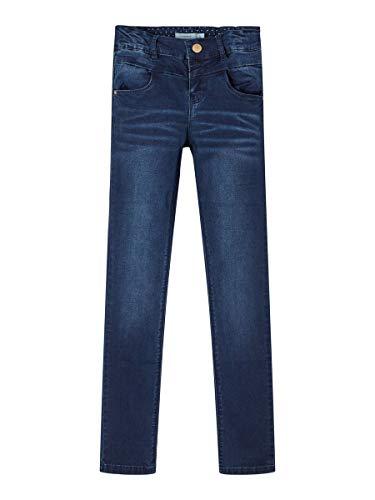 NAME IT Girl Jeans Skinny Fit 158Dark Blue Denim