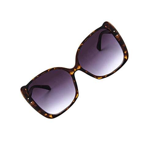 doublebulls eyewear Unisex adulto Retro Fashion Outdoor AC Lens UV4 Aviator Occhiali da sole,