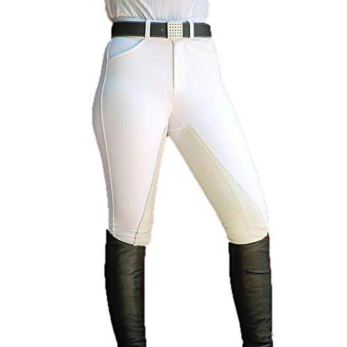 Ademende skinny-broek voor dames, stiksels, stretch-bil-liftbroek