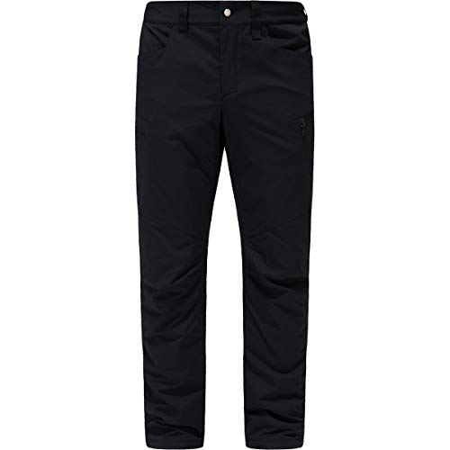 Haglöfs Herren Mid Fjell Insulated Hose, True Black, XL