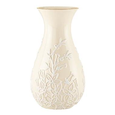 Lenox Stephanotis Vase, 10-Inch