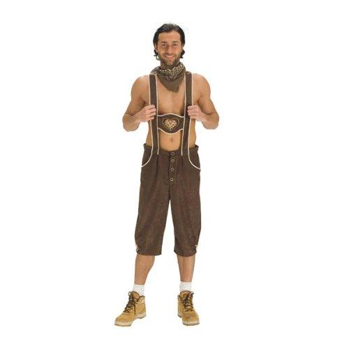 clasificación y comparación Disfraces bávaros para hombre, trajes bávaros baratos con Lederhosen, accesorios … para casa