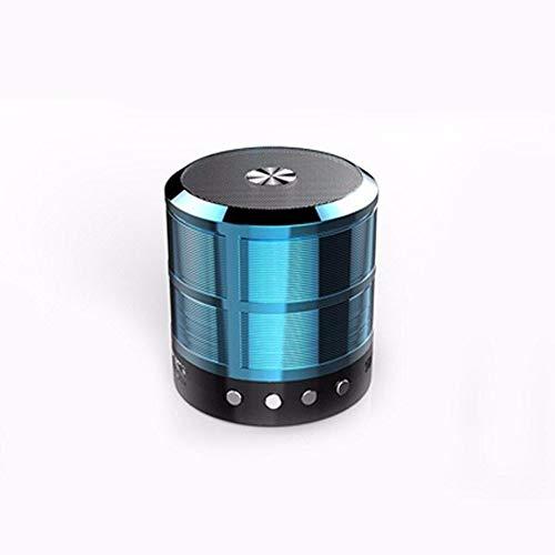 R-SOUNDBAR Mini Drahtlose Bluetooth Audio/Mobile Subwoofer/Karte Tragbare Kleine Lautsprecher Auto Lautstärke Für Outdoor/Mobile/Computer,Blue