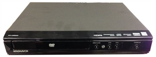 Affordable Magnavox DVD Player 1080p Up-conversion, Dp170mgxf