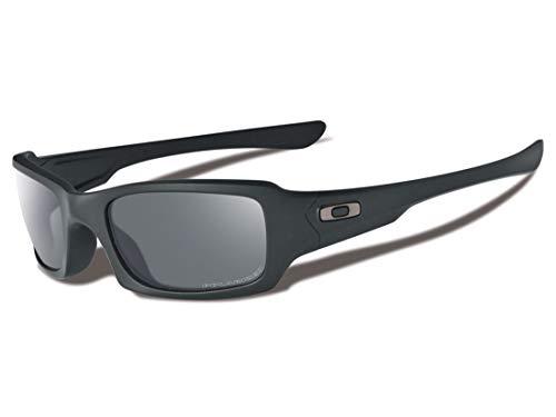 Oakley Men's Fives Squared 2013 Polarisiert, szchwarz, universal
