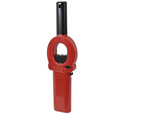 Tokai Stabfeuerzeug Fireboy, Rot/schwarz, 16x2x3 cm