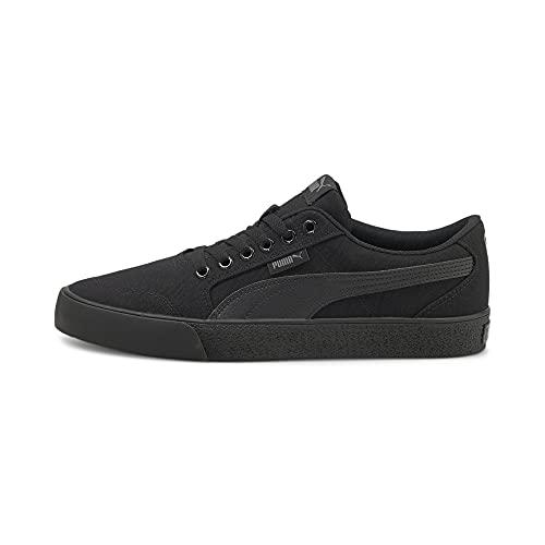 PUMA C-Skate Vulc Sneaker Puma Black-Puma Black 10