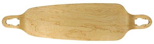 Moose Elch 24,8x 101cm Double Drop Deck gebackener Bambus