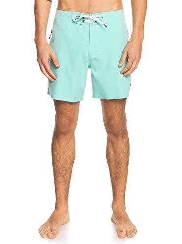 Quiksilver - Boardshorts - Hombre - 33 - Verde