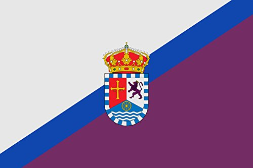 magFlags Bandera Large Municipio Gradefes Castilla y León | Bandera Paisaje | 1.35m² | 90x150cm