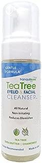 Gentle Formula Tea Tree Eyelid and Facial Cleanser (180 mililiters)