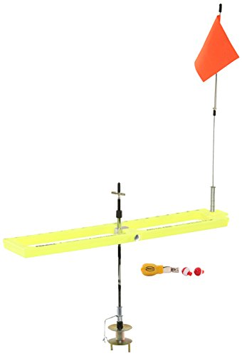 Frabill Ice Arctic Fire Tip-Up, Ready to Fish