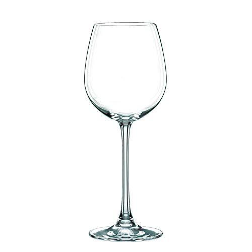 Spiegelau & Nachtmann, 4-teiliges Weißweinkelch-Set, Kristallglas, 387 ml, Vivendi, 0092037-0