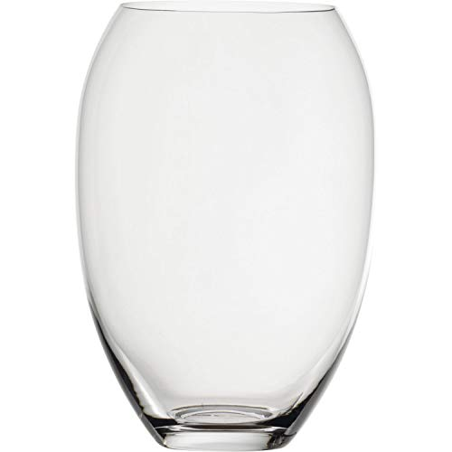 BOHEMIA CRISTAL »For Your Home« Vase bauchig, Höhe: 225 mm, ø: 160 mm