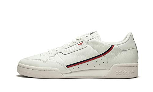 adidas Continental 80 Shoes Men's, White, Size 4.5