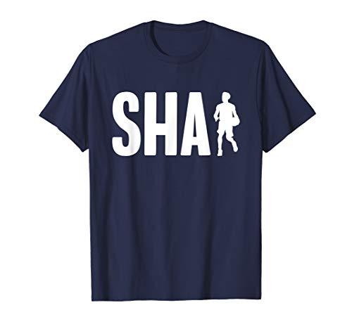 Shai Gilgeous Alexander Basketball T-Shirt