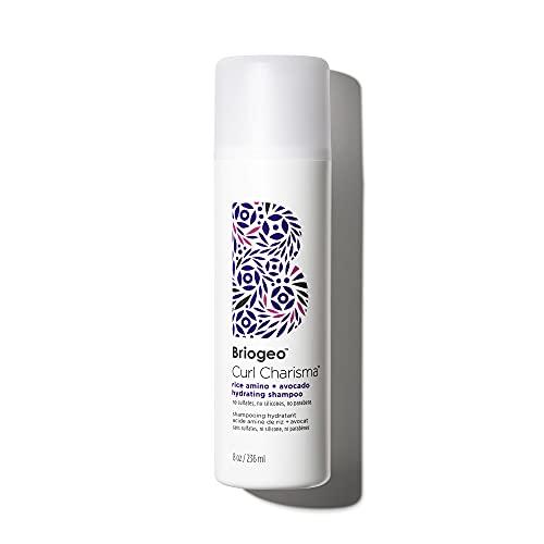 Briogeo Curl charisma rice amino + avocado hydrating shampoo, 8 Ounce