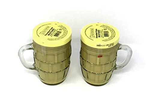 Alstertor Dusseldorf Style Mustard in Beer Mug 8.45 Oz (Pack of 2)