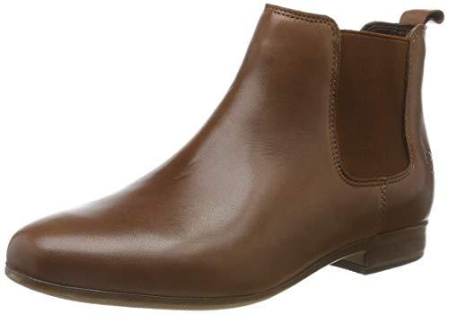 Tamaris Damen 1-1-25326-23 Chelsea Boots, Braun (Cognac 305), 40 EU