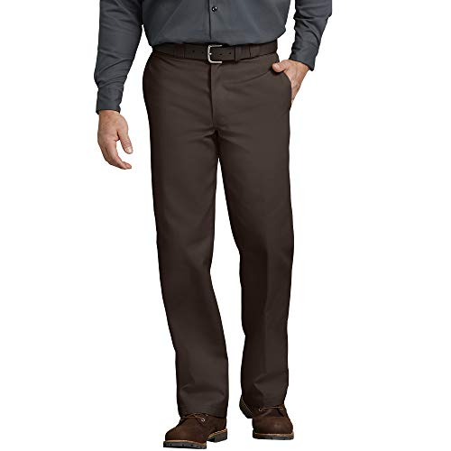 Dickies Herren Sporthose Streetwear Male Pants Original Work, Braun (Dark Brown DB), 36W / 32L