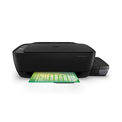HP Ink Tank Wireless 415 Impresora Inalámbrica Multifunción de Tinta