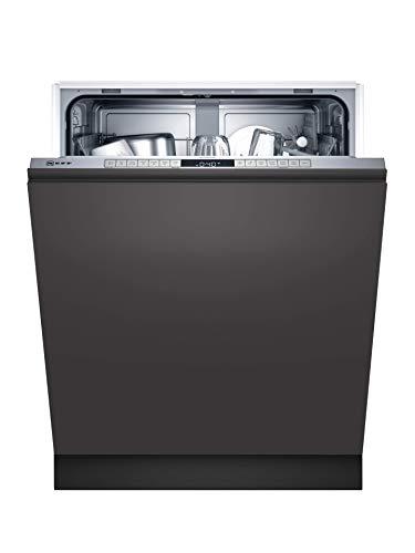Neff S155HTX15E N 50 Vollintegrierter Geschirrspüler, 12 Maßgedecke, 60cm