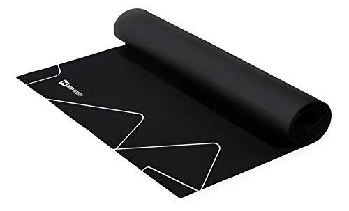 Hop-Sport Unterlegmatte aus langlebigem Eva-Schaumstoff für Trainingsgeräte als Boden & Dämmmatte in DREI Größen 220x100cm