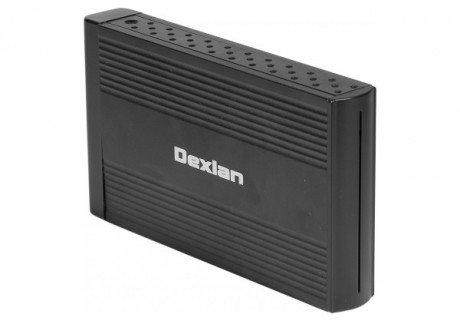 Boitier Disque Dur Externe 3.5' SATA USB 3.0