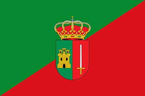 magFlags Bandera Large Sorihuela del Guadalimar, Jaén, España | Bandera Paisaje | 1.35m² | 90x150cm