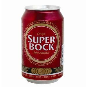 Unicer - Super Bock Lata 33Cl X24