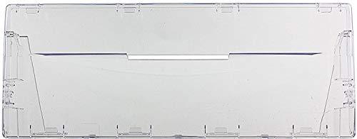 SPARES2GO cassetto di plastica coperchio maniglia frontale per Ariston Frigorifero Congelatore