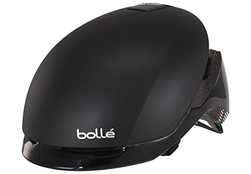 bollé Messenger Premium Ciclo Cascos, Unisex, Color Black Tartan, tamaño 54-58 cm