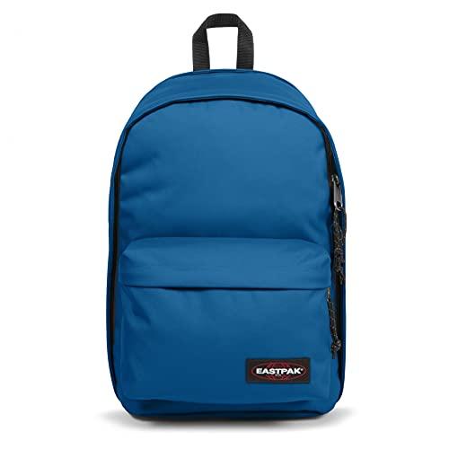 Eastpak Back To Work Zaino, 43 cm, 27 L, Azzurro (Mysty Blue)