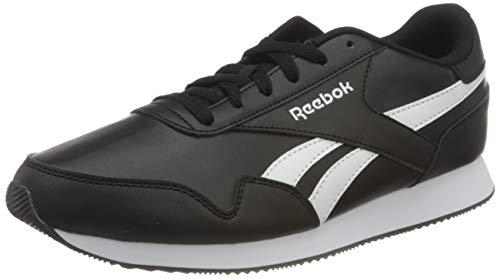 Reebok Royal CL Jogger 3, Scarpe da Ginnastica Unisex-Adulto, Black/White/White, 42.5 EU
