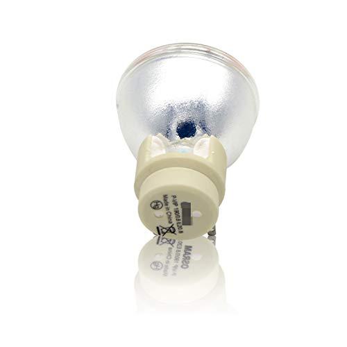 CXOAISMNMDS Nueva lámpara de Bulbo Desnuda FIT FOR OSRAM P-VIP 190/0.8 E20.8 Fit for Acer BenQ Fit for Optoma Fit para ViewSonic Projectores Reemplazo de la Bombilla del proyector