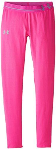 Under Armour - Fitness-Hosen für Mädchen in Rosa - Rosa, Größe 164